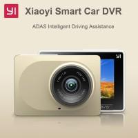ORIGINAL Xiaomi Car Cam WiFi DVR ADAS Smart Camera165 Degre1080P 60FPS