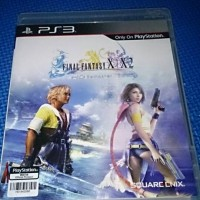 harga bd ps3 kaset final fantasy X/X-2 HD REMASTED Tokopedia.com