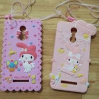 harga Xiaomi Redmi Note 3/3 Sanrio Melody silicon + strap - Rare Case Tokopedia.com