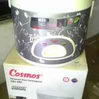 Rice Cooker COSMOS CRJ 681 HARMOND (ANTI GORES)