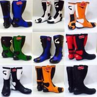 Gordons Road Race / Touring Boot Sepatu Size 39,40,41,42,43,44,45