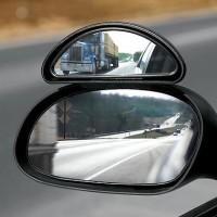 Kaca Mobil Titik Buta / Wide View Install Car Blind Spot Mirror