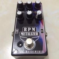 efek Rpm metalizer / sond metal