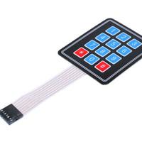 12 Key 3 x 4 Membrane Switch Keypad 3x4 3*4 Matrix Array Keyboard