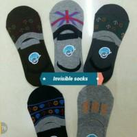 Kaos Kaki Invisible Sock / Hidden Sock Melody