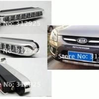 Lampu Mobil Tenaga Angin (Harga 1 Set Isi 2 Lampu)