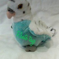 harga Boneka Burung Parkit Biru Tokopedia.com