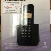 Telephone - Panasonic - KX-TGB110CX