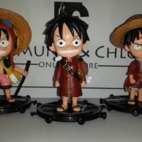 Edchloe | Action Figure | Chibi One Piece | One Piece | Luffy | Statue