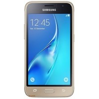 SAMSUNG GALAXY J1 MINI (SM-J105F / DS) - DUAL SIM - 4G LTE - GOLD