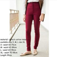 Celana Jeans Miss Hotty S M L Xl