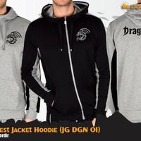 Dragon Nest Jacket Hoodie (Jaket Game Dragon Nest)