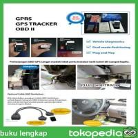 Gps Tracker Premium Terbaik Obd2 Lacak Lokasi Mobil Bes Istimewa