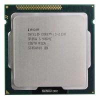 PROCESSOR INTEL CORE I3 2130 3.4Ghz (Tray) LGA 1155+FAN INTEL ORIGINAL