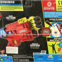 harga Pistol tembak-tembakkan dengan Anak panah boomco Dynamag DGK65 Tokopedia.com