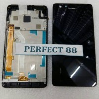 LCD TOUCHSCREEN + FRAME LENOVO A5000