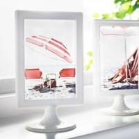 Bingkai Frame Foto Photo Pigura IKEA Tolsby 2 Sisi Pajangan Gambar