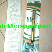 vacuum suction / pompa bantu / pen hisap angkat komponen