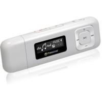 Transcend MP3 Player 8GB MP 330 - White Putih Bentuk USB Bisa FM Radio