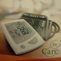 Jual Tensi darah digital Dr Care HL 888 /Tensimeter /Alat Cek darah digital Murah