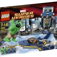 LEGO 6868- Hulk's Helicarrier Breakout - Super Heroes
