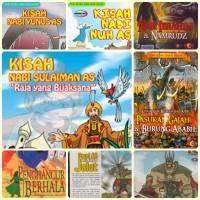 VCD Anak Islami Original Paket Film Kisah Nabi for KIDS. Harga Murah