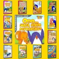 Paket VCD Original Film Islami Anak Petualangan Tupi dan PingPing