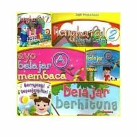 Jual Paket VCD Original Belajar tuk Balita. Harga Murah Murah