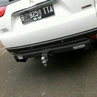 towing bar/bumper belakang pajero sport ARB