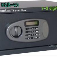 Cash box/ Brankas / Save box. KOZURE KSB-43