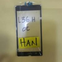 touchscreen sony l36h/lt36/c6602/c6603/xperia z OC black