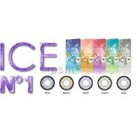 SOFTLENS X2 ICE N1 + cairan 60 ml ( bisa minus )