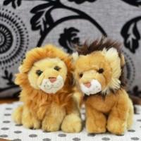 Boneka Singa Lion King Doll Import High Quality Doll Rare Doll