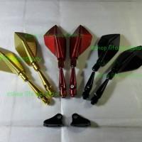 Spion tomok v2 full color xabre aerox nmax cbr150 sonic satria athlete