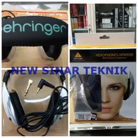 Headphone Behringer HPM1000 untuk home, travel, studio, monitor - Auth