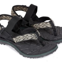 Sandal Gunung, Tracking, Adventure, Sandal Tali Pria Keren E 193