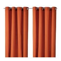 IKEA MARIAM Curtains, Gorden 1 pasang