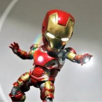 Egg Attack Action Iron Man Mark 43 EAA-004 Original Beast Kingdom
