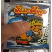 Bom Kentut Mainan Ngerjain Orang Usil Jahil / Fart Bomb Bag