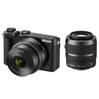Kamera Nikon 1 J5 Kit + 10-30 + 30-110 ; Camera Mirrorless Nikon 1 J-5
