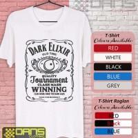 Kaos Cowok / Cewek - T shirt - Kaos COC Jack Danils Funny Logo