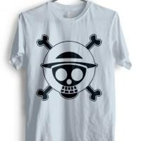 Kaos Logo OnePiece (Luffy)