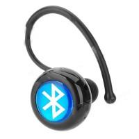 harga Universal Bluetooth V4.1+EDR Wireless Headset with Microphone - Black Tokopedia.com