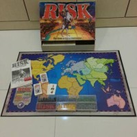 Boardgame RISK 1999 by Parkerbrother