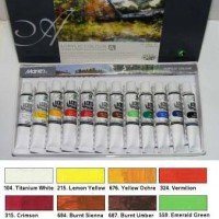 MARIE'S ACRYLIC PAINT 12TUBE @12ml