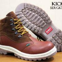 Sepatu Kickers Sergio Boot Safety termurah 02