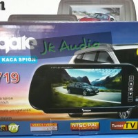 "Tv Spion 7"" with tuner"