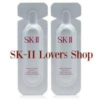 SK-II/SK2/SKII/SACHET TUBE WHITENING SPOT SPECIALIST CONSENTRAT/FLEK