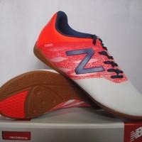 sepatu futsal new balance ungu / merah grade ori import ,