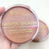 Rimmel London - Natural Bronzer Shade Sun Bronze